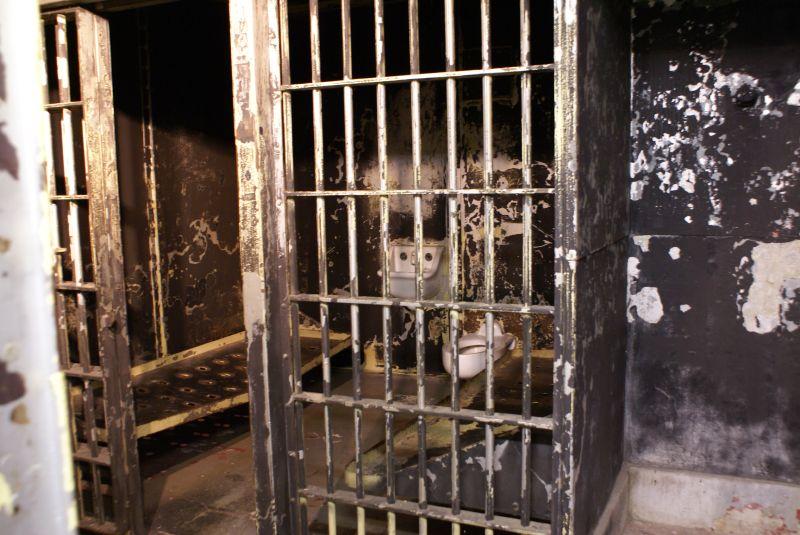 Prison Jail Photo by Valerie Everett